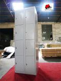 [كد] بنية يجمّع سهولة معدن خزانة رياضات خزانة