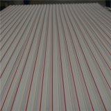 Tubulação por atacado de PPR com linhas vermelhas tubulação/câmara de ar novas dos materiais de construção PPR da tubulação de PPR
