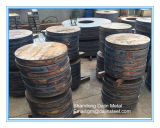 La placa de acero de desgaste de corte de chapa de acero Reistant Nm400 Nm500
