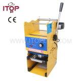 Máquina plástica semiautomática del lacre de la taza (BFT05)