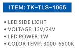 Indicatore luminoso incandescente Tk Tls-1065 del LED