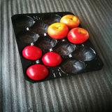 Customed aceite a bandeja de frutas de plástico PP
