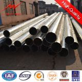 12m 3mm Thickness Electrical Transmission Steel Pole