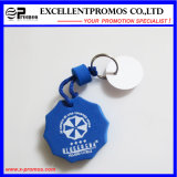 Custom Promotional Supermarket Trolley Coin Key Ring (EP-K7898)