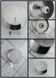 Automaat van het Toiletpapier van het Roestvrij staal van Modun de Materiële Ronde (m-5822)