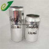 Алюминиевых банок для напитков 16 унций пустых пивных банок