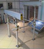 Extrusion de faisceau d'aluminium pour la construction de matériaux de chargement de construction