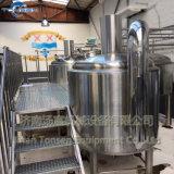 Fabbrica sanitaria della strumentazione della fabbrica di birra della birra 500L da vendere