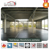 10X30m Canopy Tent tripolarizes Decker Tent double Decker Tent for outdoor Exhibition