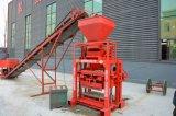 Мониторинг интервала QT4-35 Ash блок машины Завод Тепловой изоляционный материал из кирпича