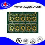 Alta freqüência de TG170, isento de chumbo Telecom PCB de 4 camadas