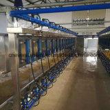 Рыб и кости туннеля доильном зале система Auto коровы Milker 2*16