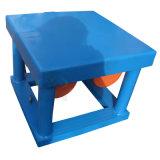 Máquina de vibração de compressão da tabela do molde concreto