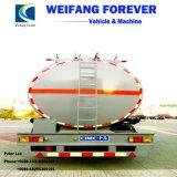 Saleのための永久に3 Axles Aluminum Semi Truck Trailer Oil Tanker