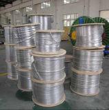 304 с обмоткой из высококачественной нержавеющей стали трубы / трубы с высоким качеством