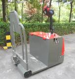Tractor remolque eléctrico con remolque