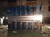 체조 고무 매트 기계를 만드는 가황 압박 기계
