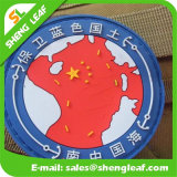 Escritura de la etiqueta de goma de la alta calidad para el regalo promocional (SLF-TM016)