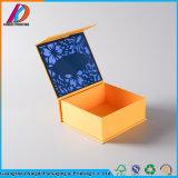 Kundenspezifisches Firmenzeichen gedrucktes magnetischer Schliessen-faltbarer Kasten-Luxuxgeschenk-Kasten-Verpacken