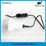 Sistema de Iluminação Doméstica Solar recarregável com carregador de telemóvel (PS-K015)