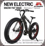 E-Fahrrad 26*4.0 fetter Gummireifen-elektrisches Fahrrad