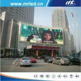 P6.66mm Die-Casting Cores exteriores da série LED para publicidade em Outdoor