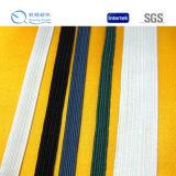 La nueva alta calidad del diseño modificó para requisitos particulares impreso pliega el elástico