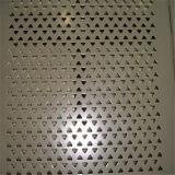 ステンレス鋼の金属穴があいたスクリーンの製造