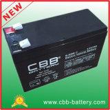 """Bateria elétrica do """"trotinette"""" 6-Dzm-7 Ebike de Cbb 12V 7ah"""