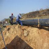 Agricultura e Abastecimento de água do tubo de irrigação gota a gota de HDPE