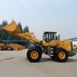 Bouw 3 de Kubieke Lader van het Wiel van de Emmer van de Meter 5ton Grote (ZL50)