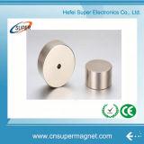 Magnete industriale del cilindro del neodimio del fornitore