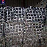 電流を通された鋼鉄正方形の管