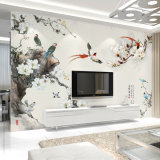 Designs de alta Quanlity barato papel de parede em 3D de papel de parede
