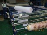 Rullo rotativo di sublimazione della pressa di calore del calendario per rotolare la macchina di scambio di calore per il tessuto di tessile