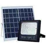 動力を与えられる庭の街灯の太陽のための屋外100W太陽ランプの機密保護LEDの太陽洪水ライト