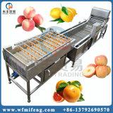Haute capacité de la rondelle de la brosse de légumes Légumes Machine à laver de brosse