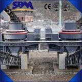 Broyeur à percussion à axe vertical hydraulique, concasseur vertical