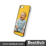 Tampa de telefone personalizado Bestsub para iPhone 5/5s/Se limpar a tampa de borracha (PI5K09)