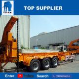 Титан контейнер на загрузка контейнера грузового прицепа Sideloader Sidelifter прицепа