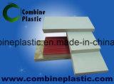 Produtos espumados plásticos da folha da espuma do PVC para anunciar