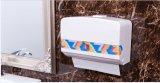 De plastic Automaat van de Handdoek met Witte Kleur (kW-738)