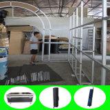 경량과 휴대용 LED 알루미늄 전시 장비