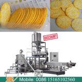 Machine van de Productie van de Cracker van de rijst de Knapperige