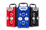 De draadloze Draagbare Dubbele Mobiele Mini StereoSpreker Bluetooth van 2 Duim