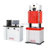 Macchina di tensione di Utm della prova dell'acciaio dolce/polimero/bullone di plastica/d'acciaio del metallo Idraulico-Servo (WAW-600D)