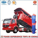 cylindre frontal hydraulique de l'étape 4stage/5 pour le camion à benne basculante