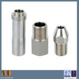 Peças de torneamento do torno CNC de aço inoxidável 304