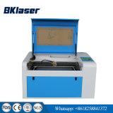 Hölzerne Papiergummiglas-CO2 Laser-Ausschnitt-Maschine