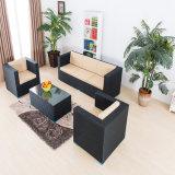 Sofá determinado del jardín del sofá al aire libre casero de los muebles